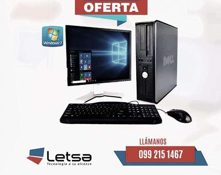 COMPUTADORA COMPLETA DESDE 145 APROVECHA YA !!!!! PARA CASA U OFICINA