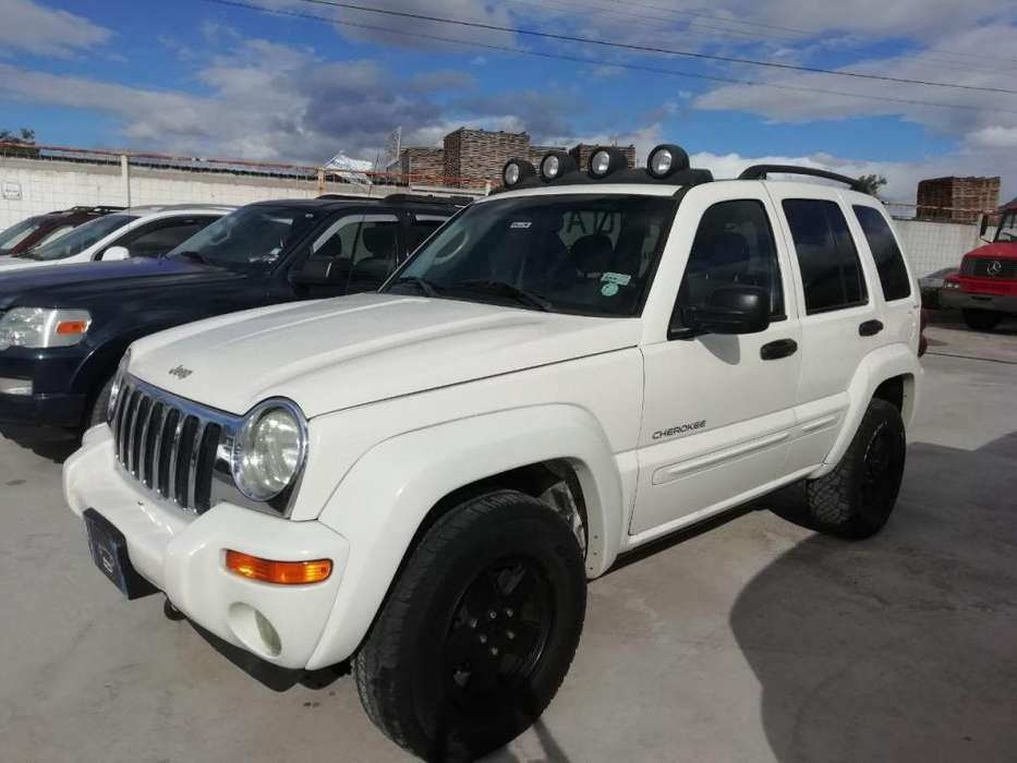 JEEP Cherokee 2002 - 62000 km