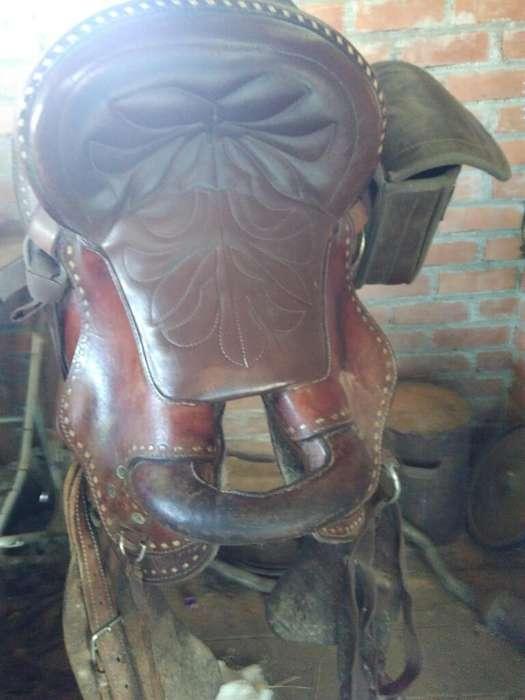 Vendo dos sillas para montar a caballo Tereques