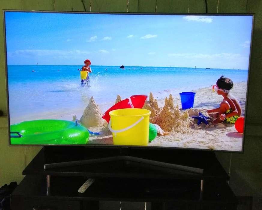 Tv Samsung 7500, 65 Pulgadas Curvo 4k