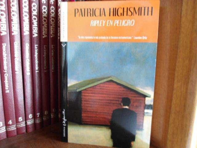 Patricia Highsmith: Ripley en peligro