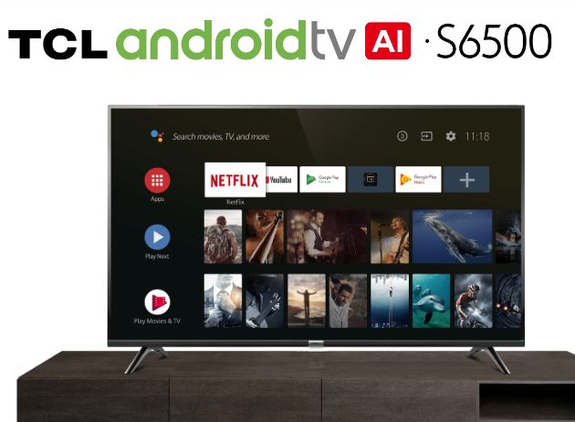 Smart Tv TCL 49 GOOGLE ANDROID TV BLUETOOTH COMANDO DE VOZ