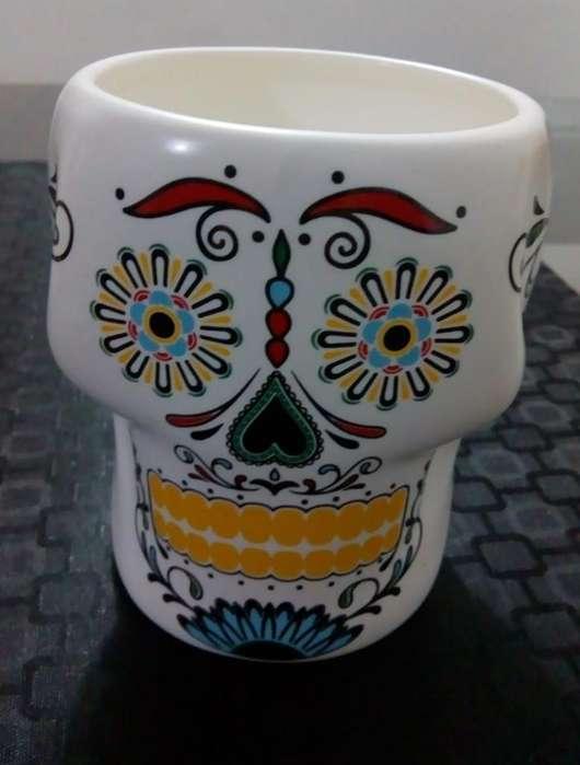 Catrinas Importadas Ceramica Diseño Excl