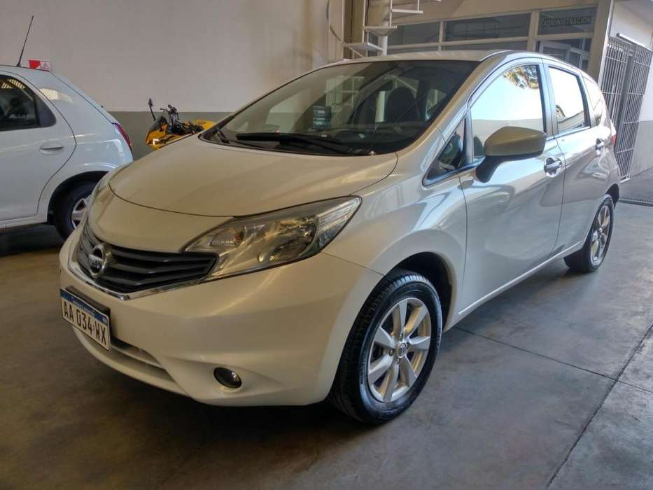 Nissan Note  2016 - 75000 km