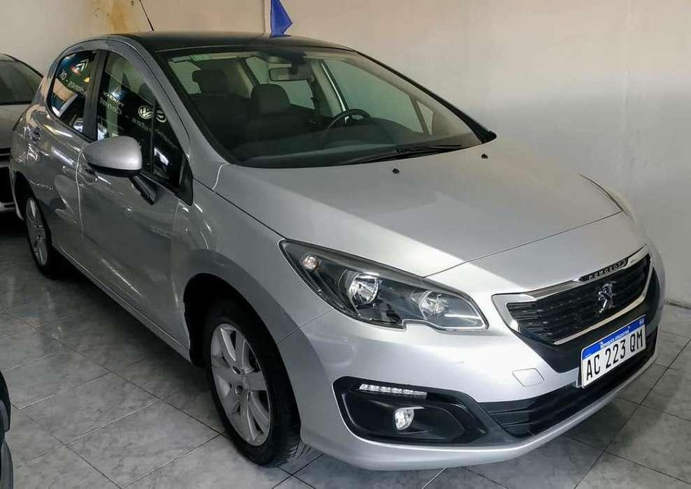 Peugeot 308 2018 - 20000 km