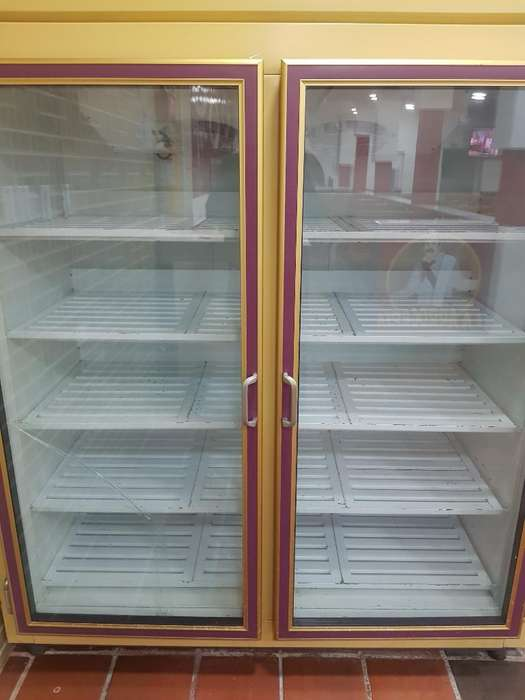 Refrigerador 800 Litros Doble Puerta