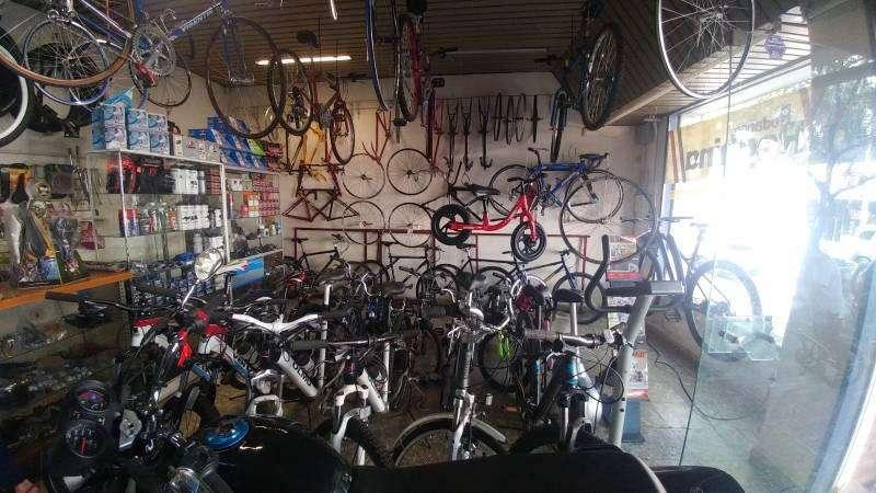 Excelente Fdo. Bicleteria