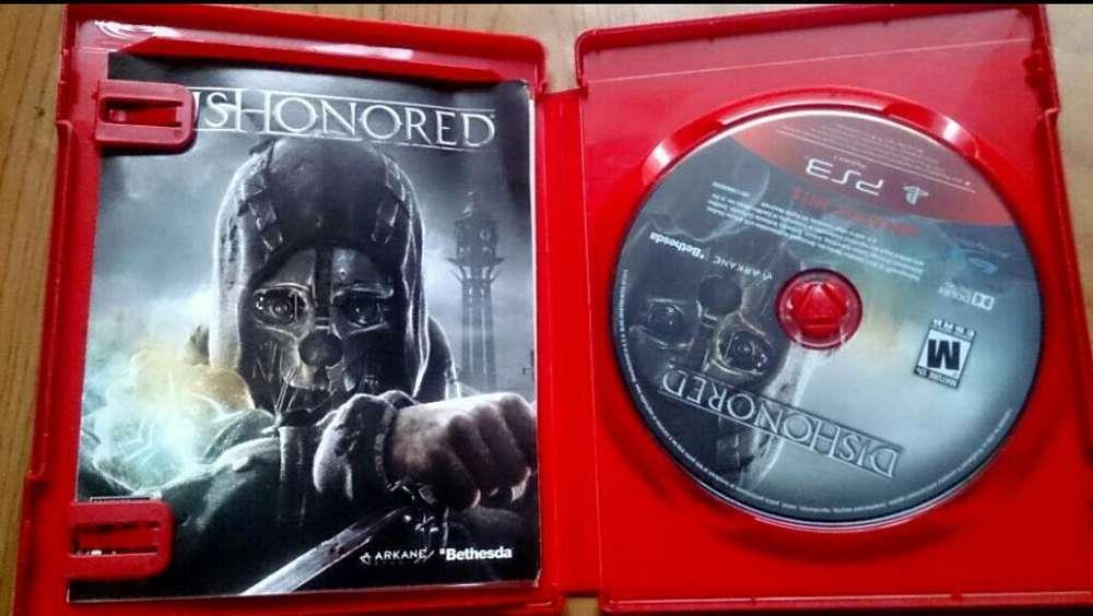 Juegos Ps3 Dishonored Remate
