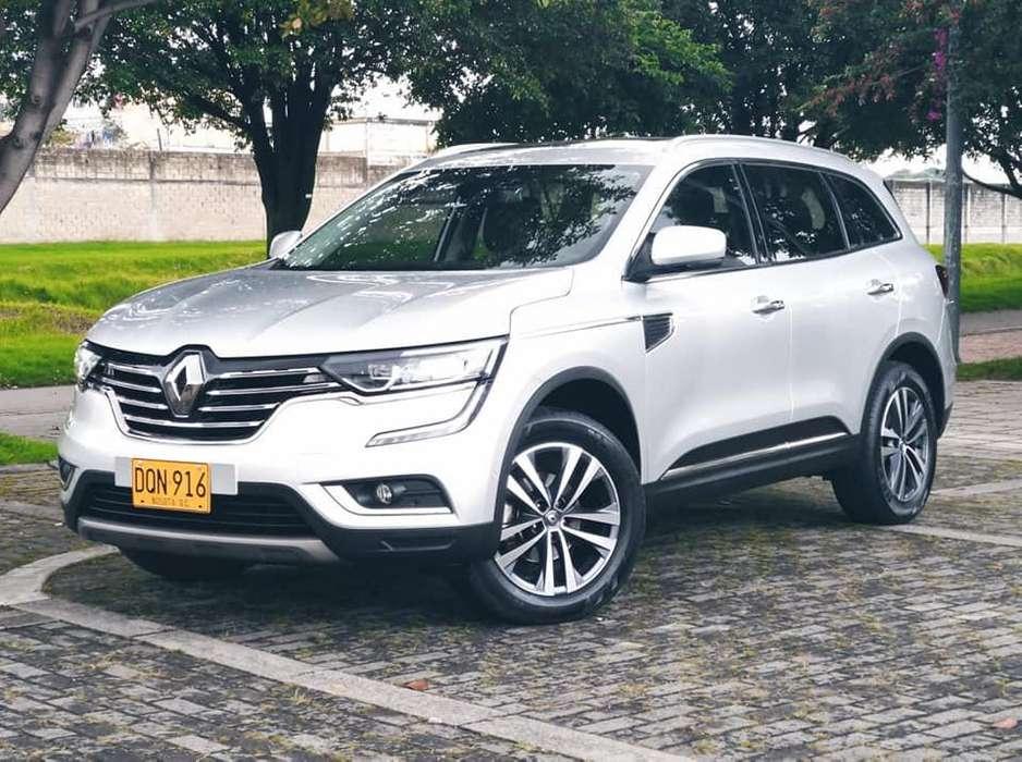 Renault Koleos 2018 - 15547 km
