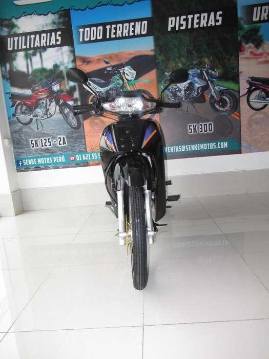 MOTO SK110 SCOOTER - SENKE MOTOS