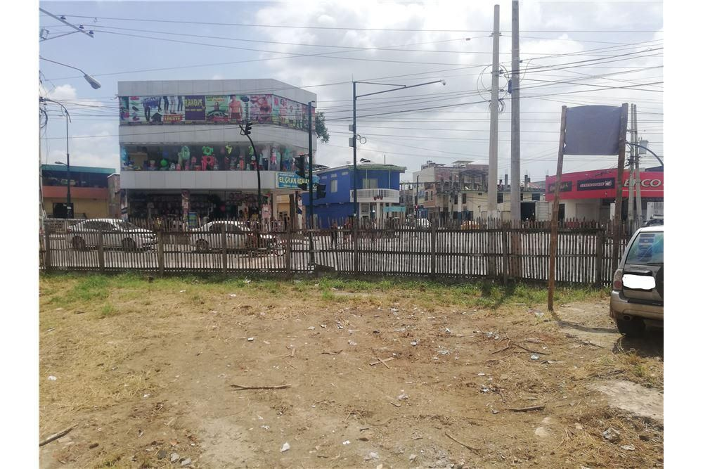 terreno de venta en  zona centro de portoviejo