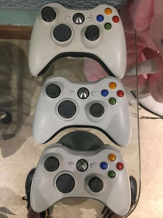Controles Originales Xbox