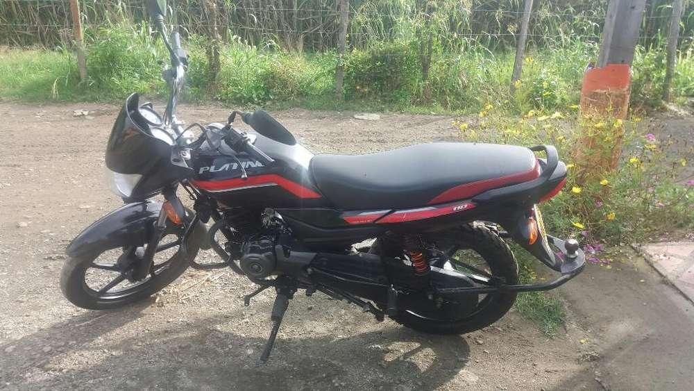 Vendo Moto Platino 110