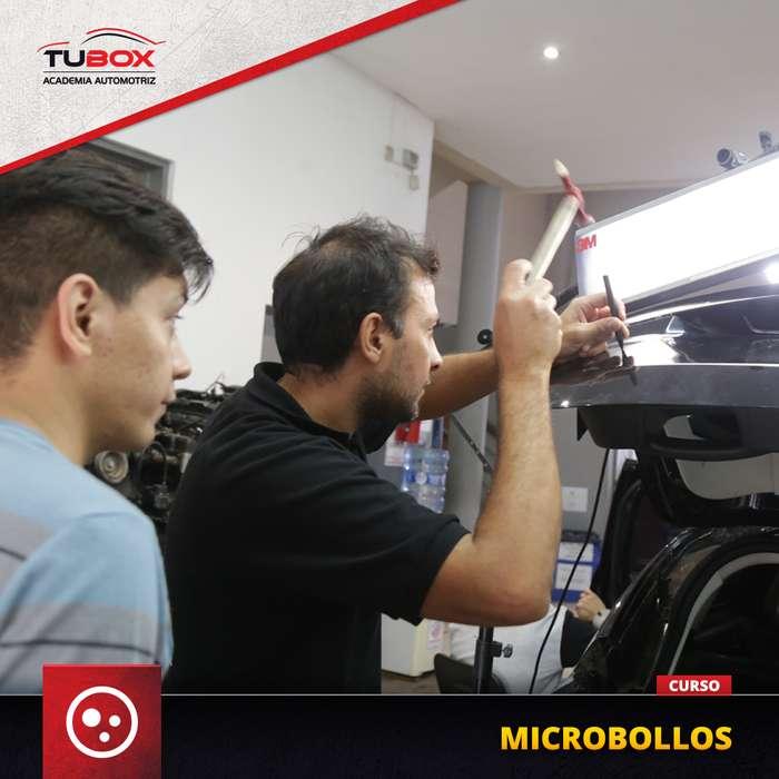 Curso de Microbollos