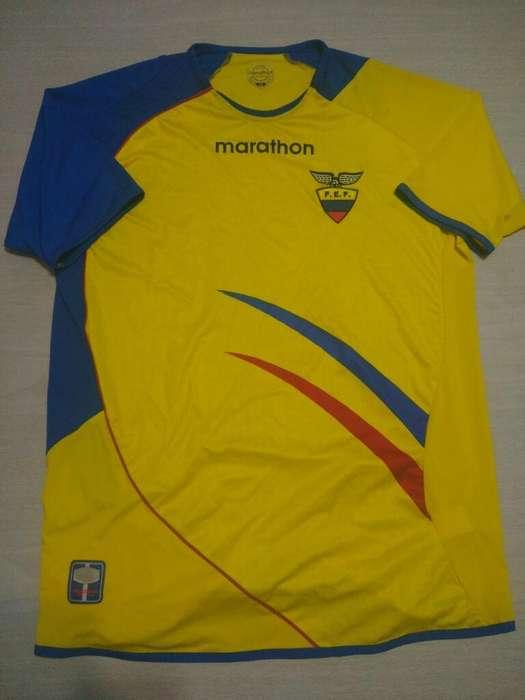Camiseta Ecuador Marathon