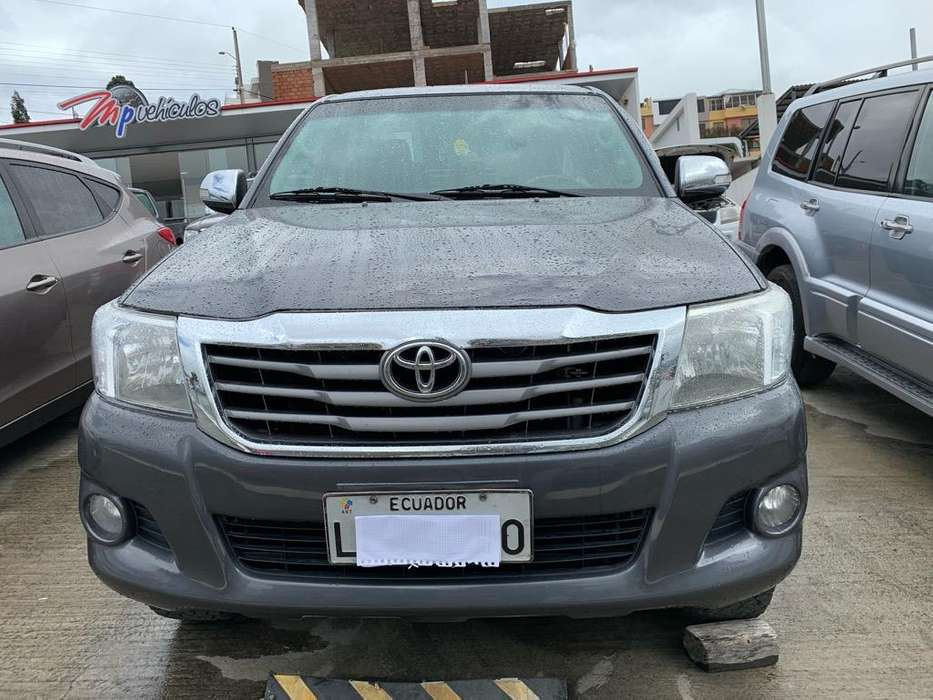 <strong>toyota</strong> Hilux 2012 - 180000 km