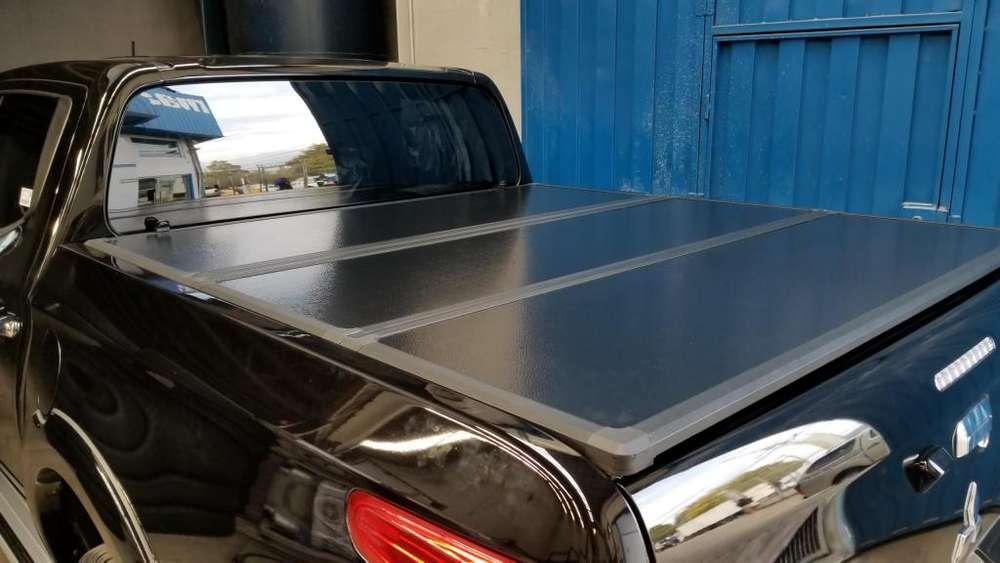 Tapa de balde Guardaespaldas Mitsubishi L200 nueva o Fiat Fullback.