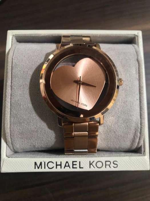 Reloj Michael Kors Jaryn Heart Nuevo MK3622 Para Mujer