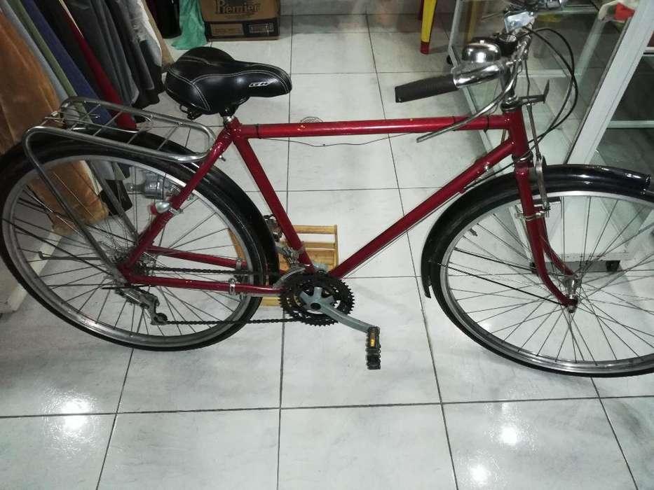 Bicicleta Estilo Antigua