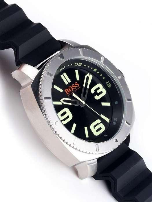 Reloj Hugo Boss 1513107 Deportivo 100% genuinos