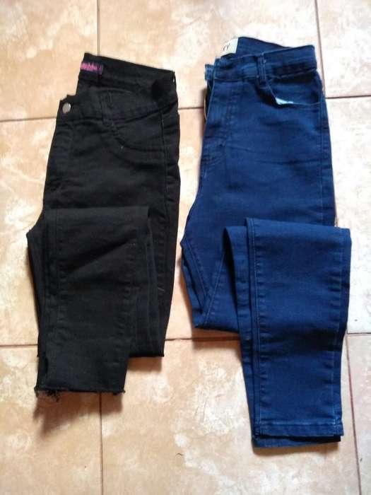Liquido Jeans Nuevos 40 Y 42