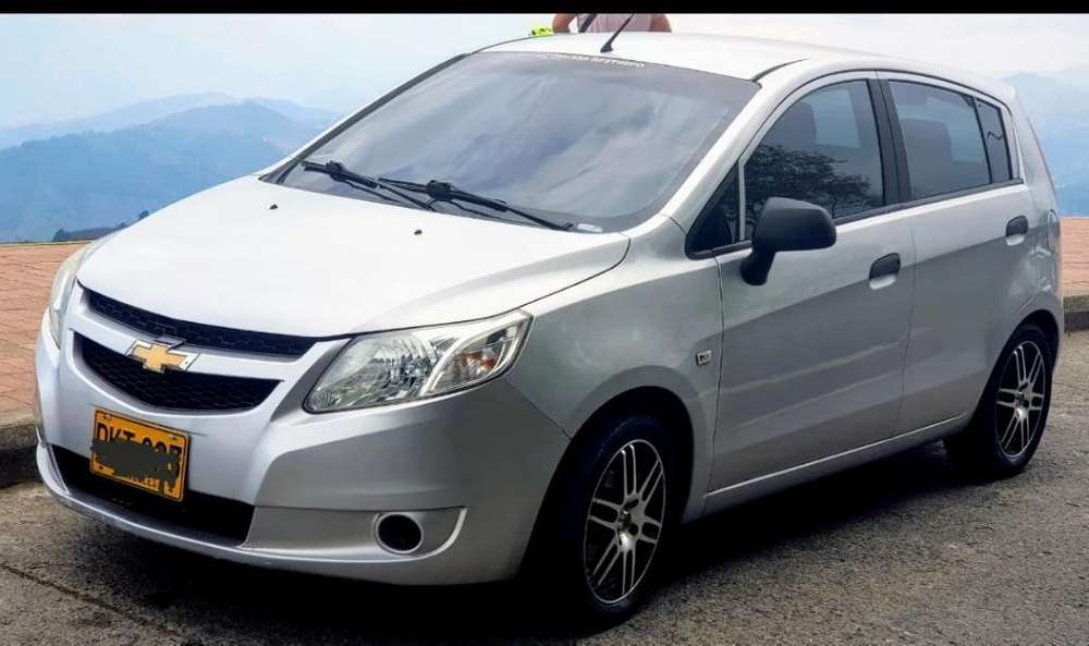 Chevrolet Sail 2013 - 72300 km