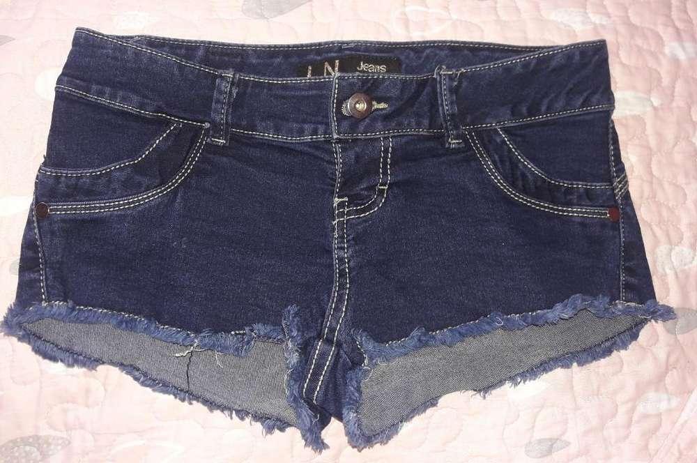 Short Jeans Cachetero