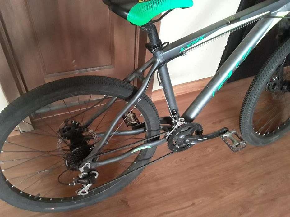 Se Vende Bici Gw Como Nueva Poco Uso