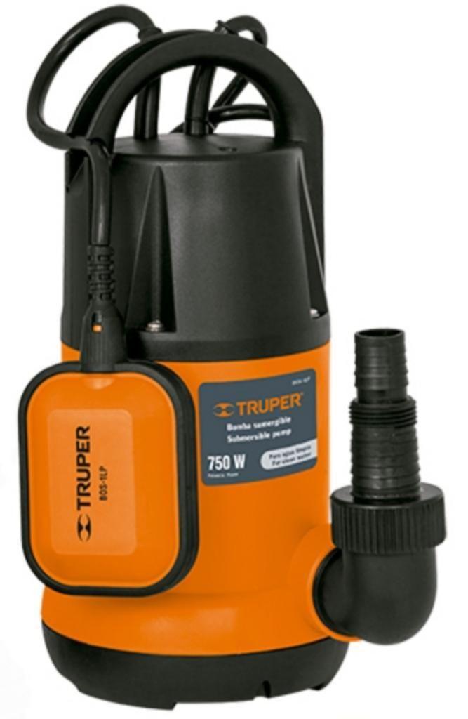 Bomba Sumergible Agua Limpia de 1 Hp