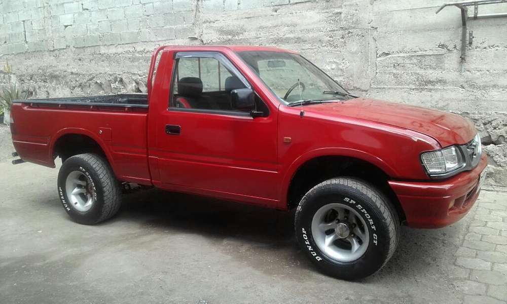 Chevrolet Luv 2001 - 123 km