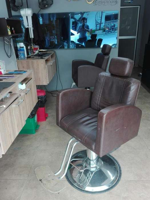 Vendo Barberia .peluquería