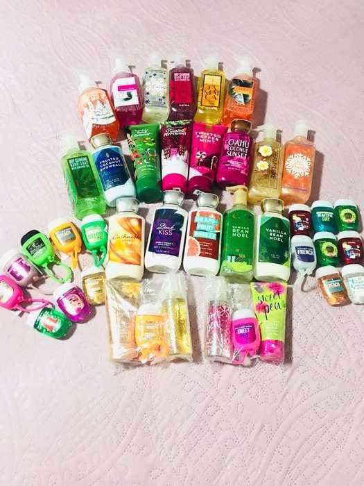 Splash, Cremas, Jabones Y Pocketbac