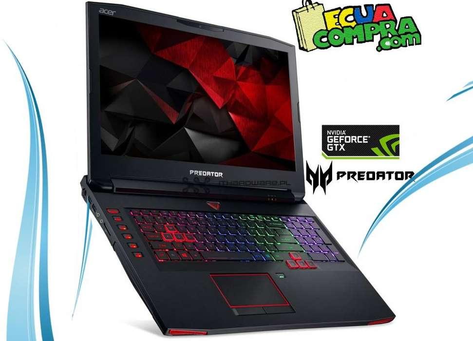 POTENTE !! Acer Predator 17 Gamin g9 REGALOS!!