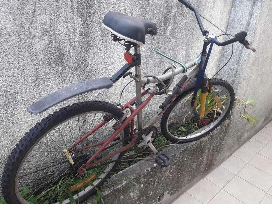 Bicicleta R26 Vendo Urgente por Mudanza