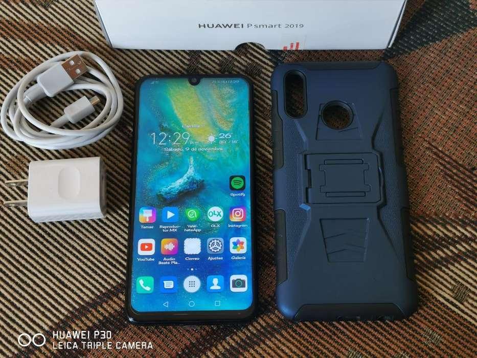 Huawei P Smart 2019 No Cambio