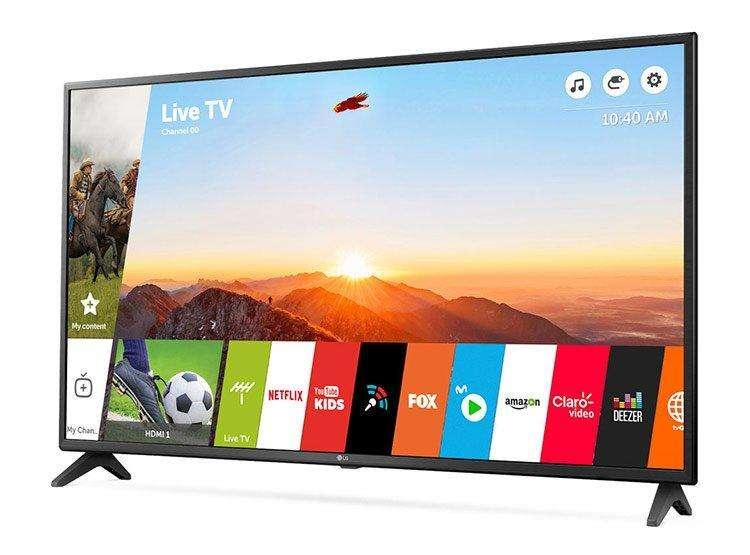 Smat TV UHD LG 4K de 60