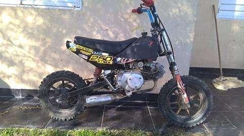 Vendo moto mini Cross
