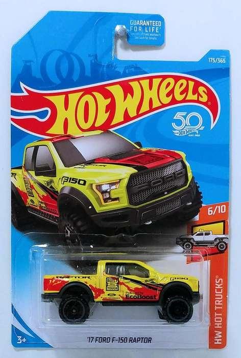 Hot Wheels Ford F150 RAPTOR / 0992786809