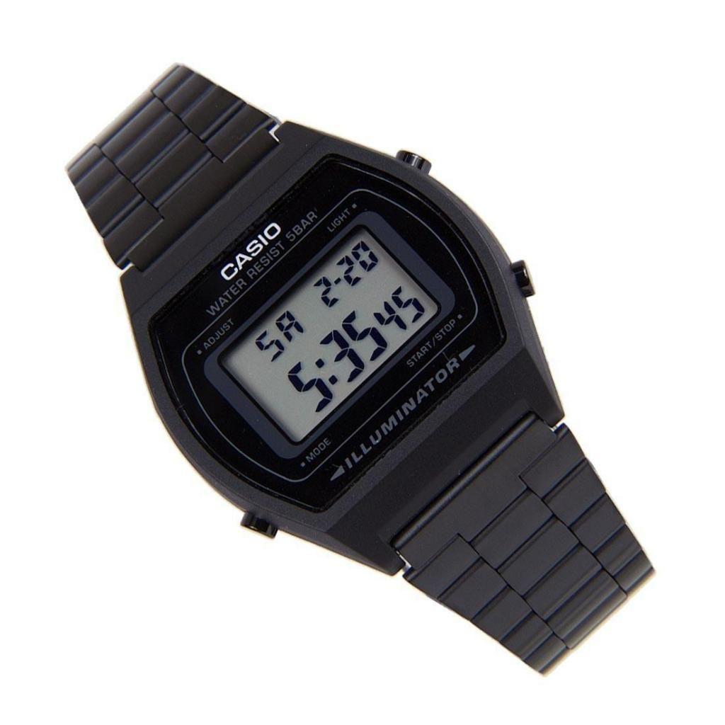fdba25ebe217 Reloj Casio Vintage Negro unisex - Lima