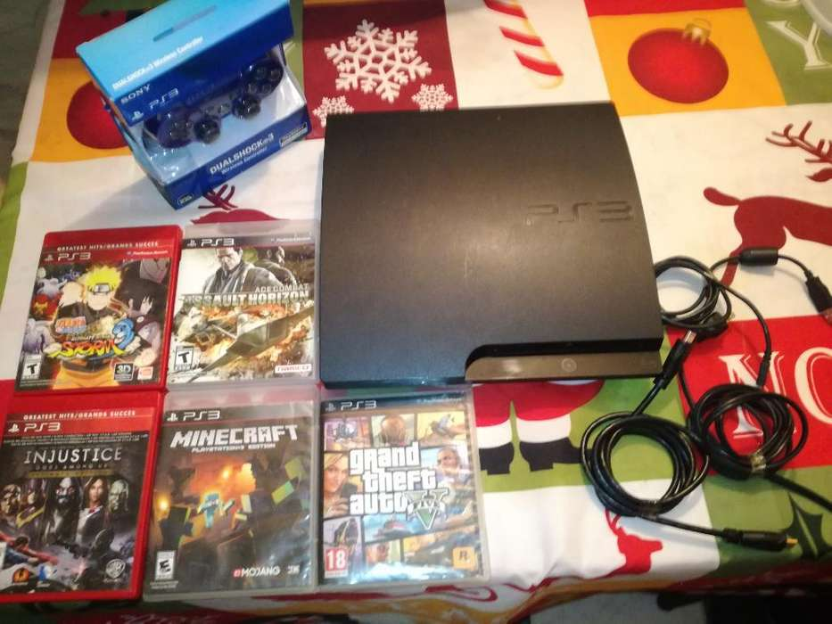 Vendo Combo de Playstation 3