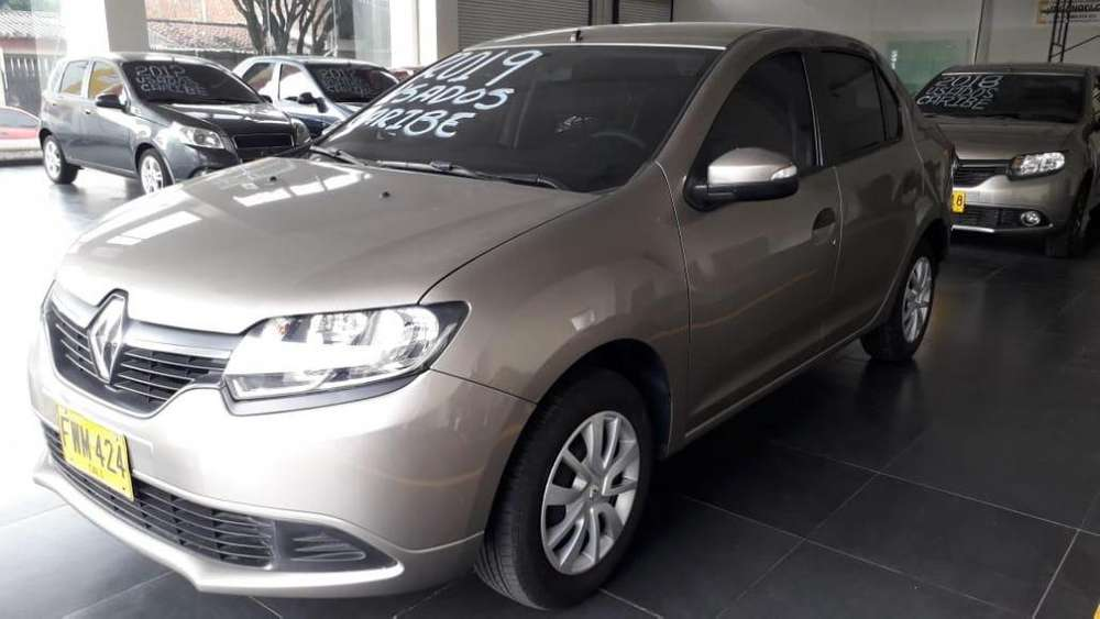 Renault Logan 2019 - 24000 km