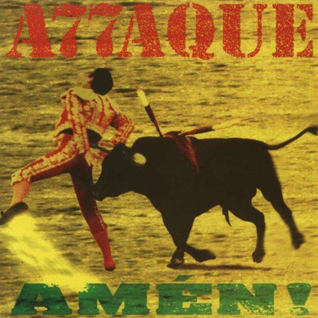 attaque 77 amen! cd digipack sellado