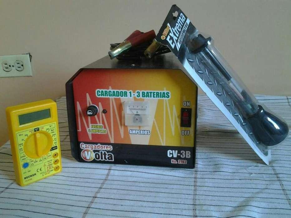 Vendo 2 Cargadores de Baterias