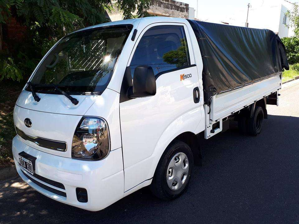 KIA K 2500 S/CAB 2.5 DIESEL 2014.