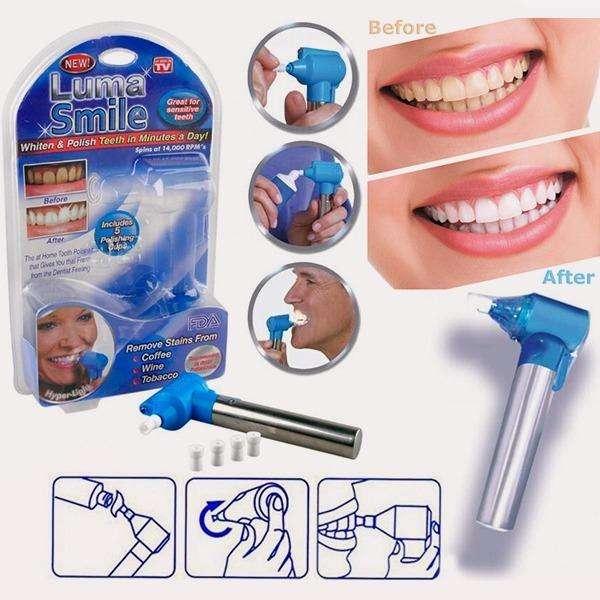 Kit Blanqueador Dental Whitelightt Blanqueamiento De Dientes