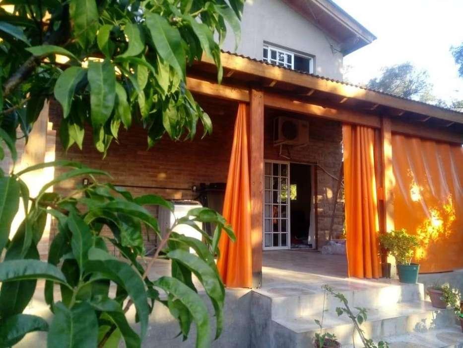 uq67 - Casa para 4 a 8 personas con cochera en Villa De Merlo