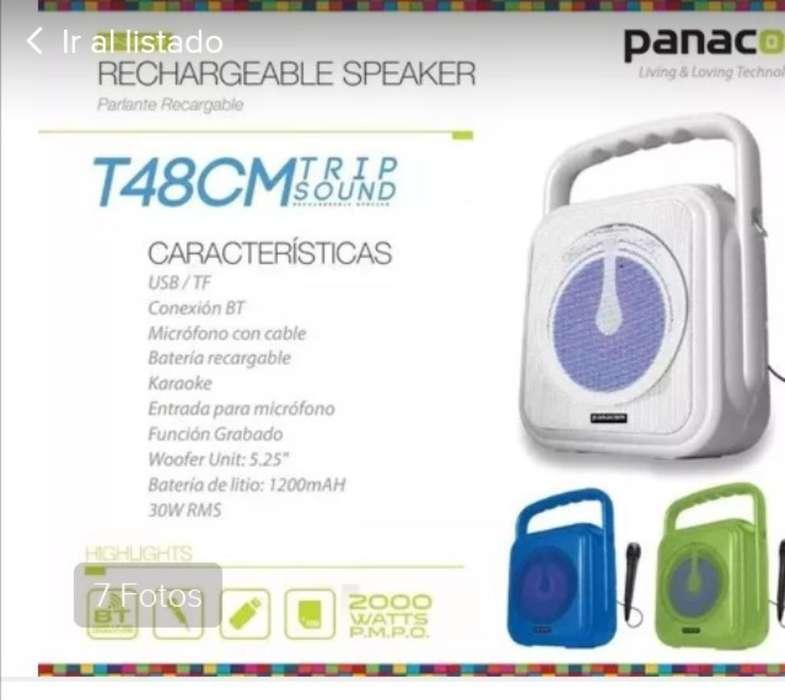 Parlante Panacom Sp-3048cm