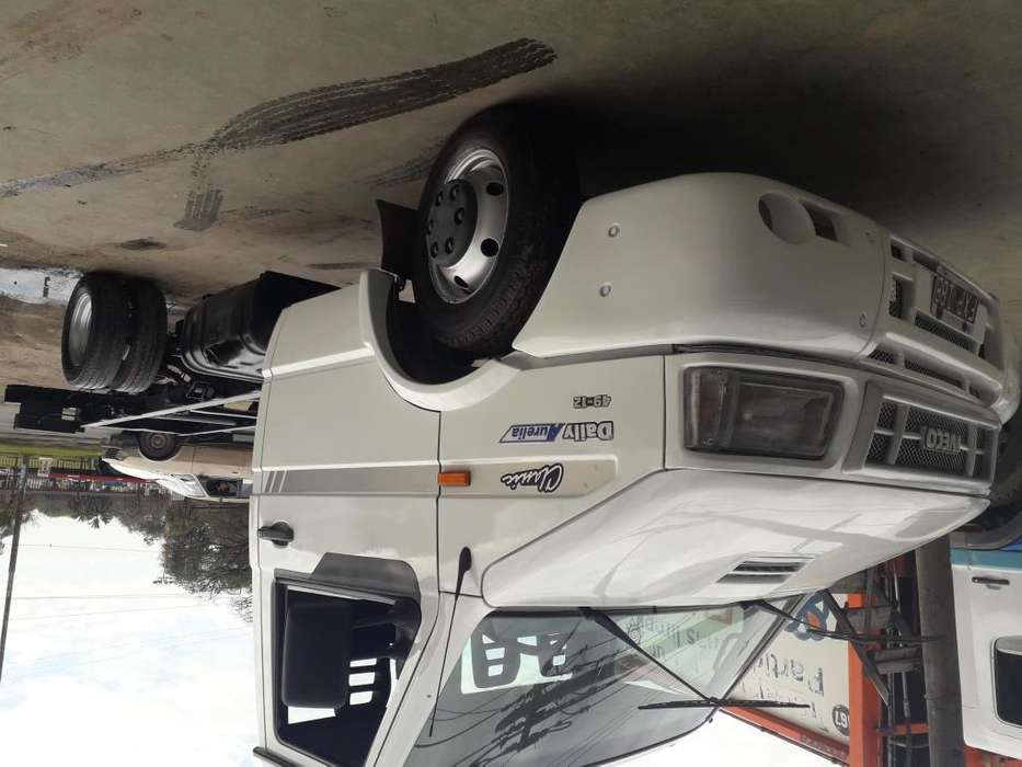 Iveco daily 2007 4912