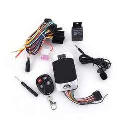 ALARMA GPS TRACKER CON CONTROL MOTO Y CARRO LISTO PARA INSTALAR
