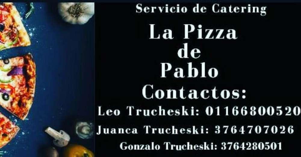 La Pizza de Pablo